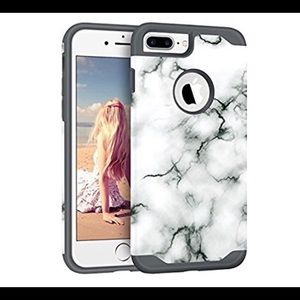 Accessories - iPhone 7 Plus Marble Case